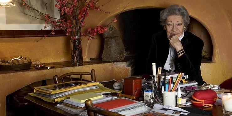 Ювелирный дизайнер Tiffany & Co. Эльза Перетти ушла из жизни