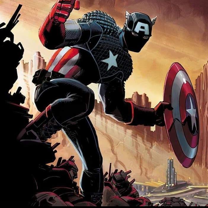 ЛГБТ-Капитан Америка