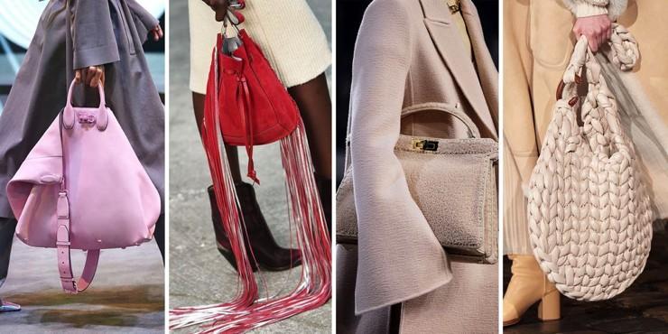 Тренды сезона осень-зима 2021: Какие сумки мы будем носить?