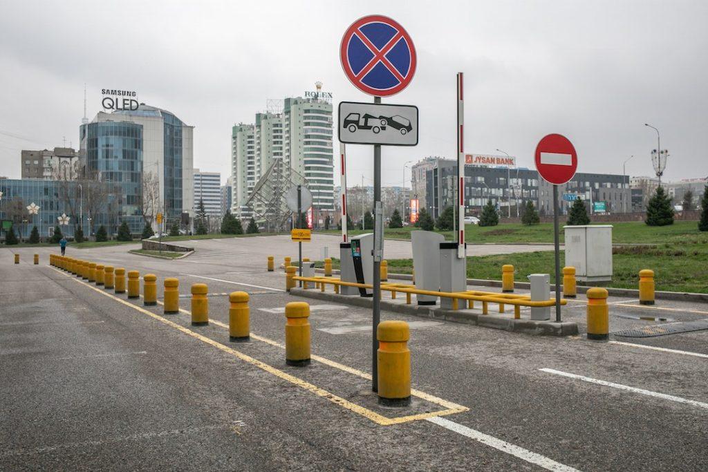 Локдаун в Алматы