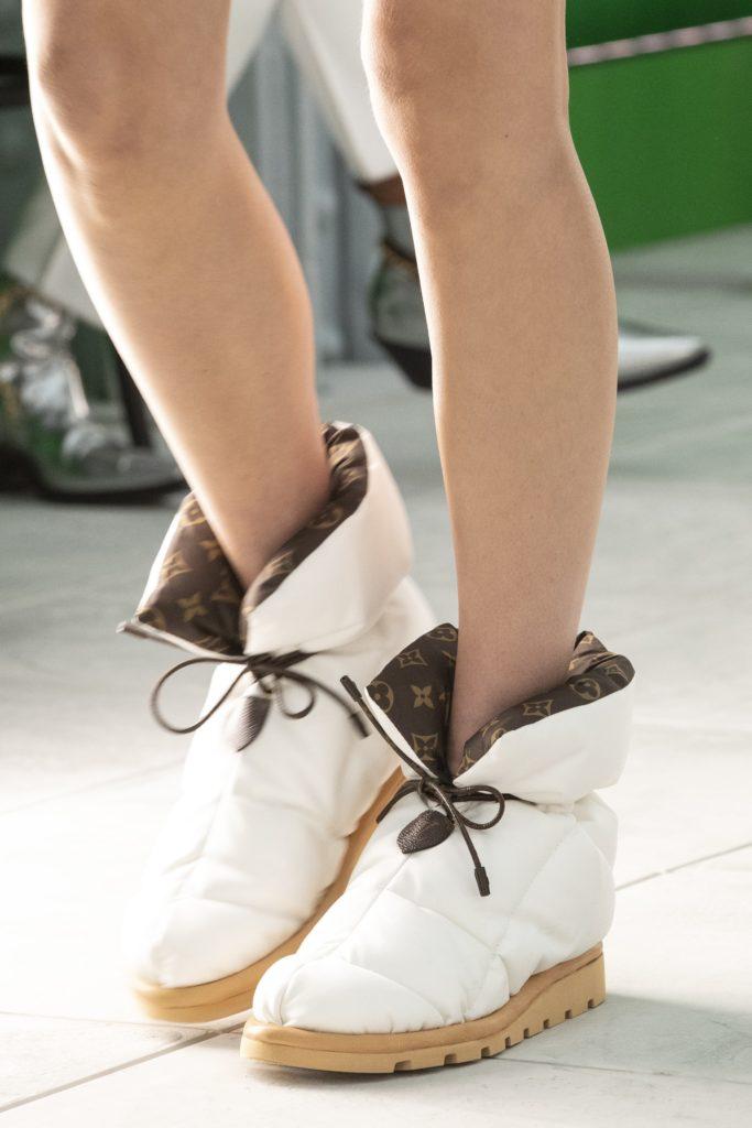 Pillow Boot от Louis Vuitton