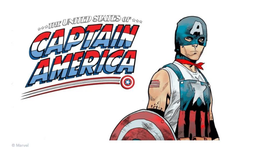Во вселенной Marvel появится ЛГБТ-Капитан Америка