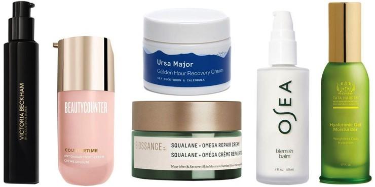 Сияющая кожа: Лучшие органические кремы для лица