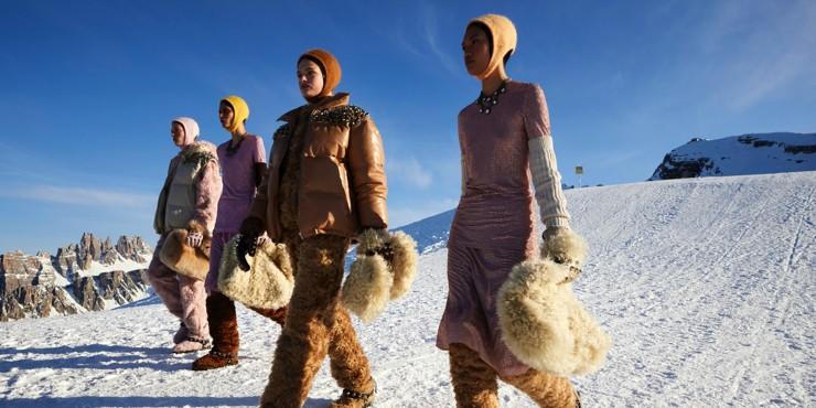 Первый взгляд на коллекцию Miu Miu сезона осень-зима 2021