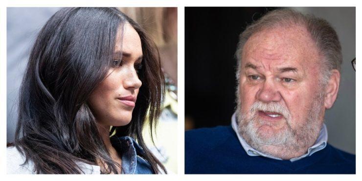 Возмутительно! Что сделал отец Меган Маркл после скандального интервью дочери?