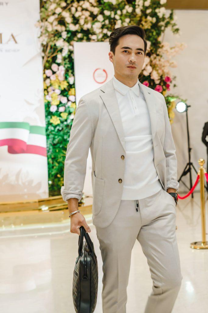 Как прошел вечер итальянской моды со звездами в Talan Gallery?