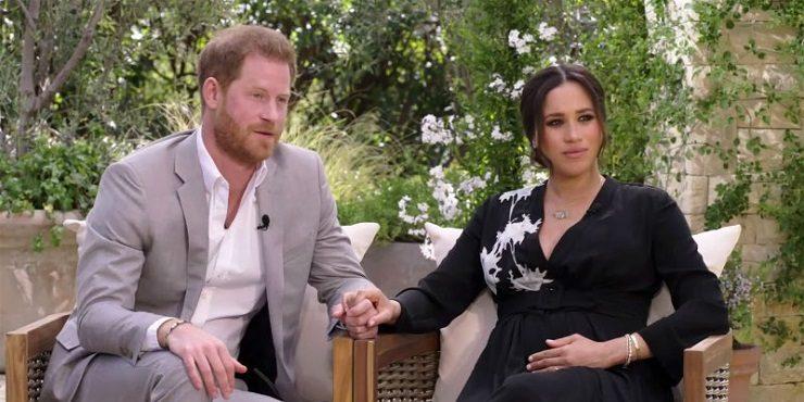 О чем Меган Маркл и принц Гарри рассказали в интервью Опре Уинфри?