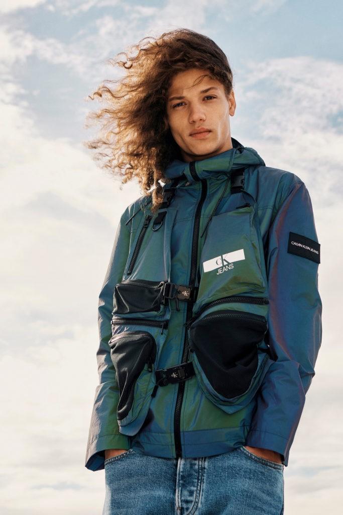 Первый взгляд на весеннюю коллекцию Calvin Klein Jeans