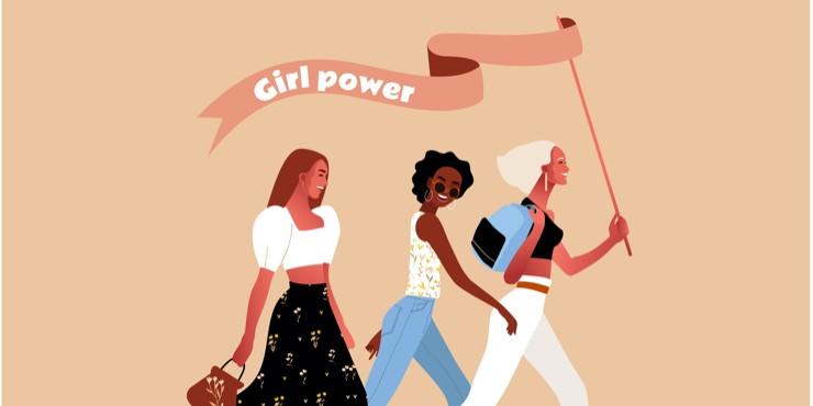 Как поддержать идеи феминизма на 8 марта с помощью одежды и аксессуаров?