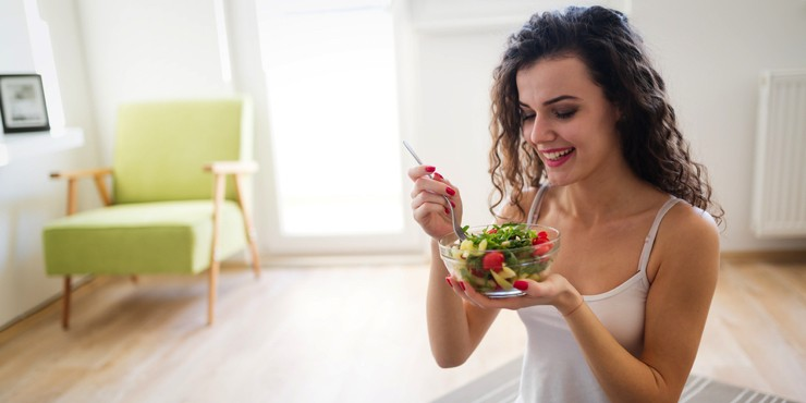 Какие натуральные продукты способствуют сжиганию жира?