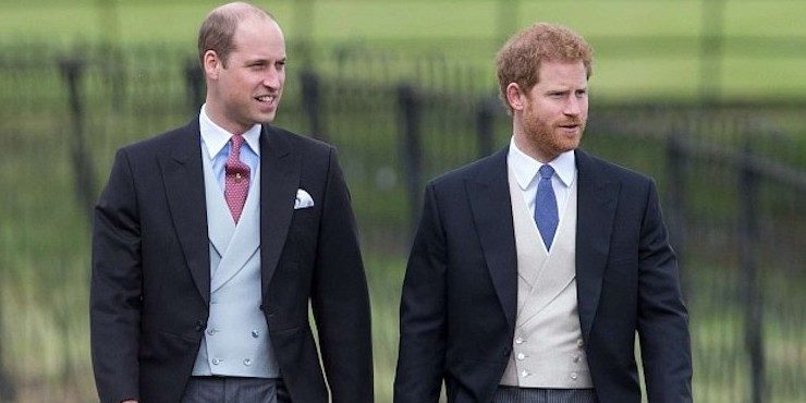 «Никогда в жизни его не простит»: в чем принц Уильям обвинил брата Гарри?