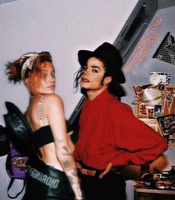 Дочь Майкла Джексона рассказала о методах воспитаниях поп-короля