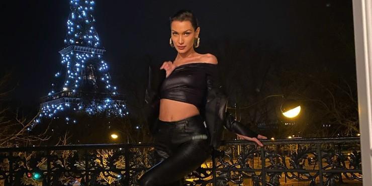 Белла Хадид вернула в моду популярный тренд из нулевых