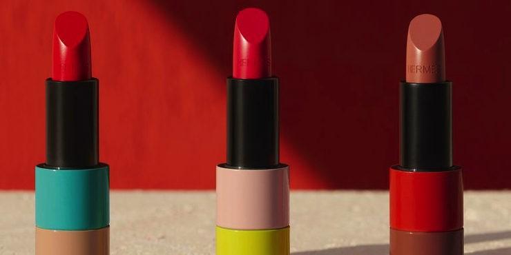 Объект желания: лимитированная коллекция помад Rouge Hermès