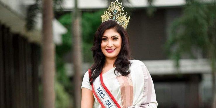 Униженная «Миссис Шри-Ланка» объявила войну своей обидчице