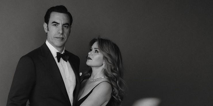 Самые яркие звездные пары церемонии «Оскар 2021»