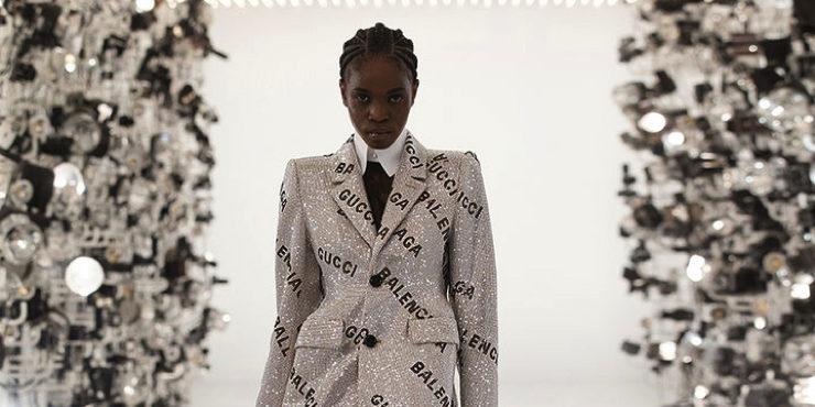 Коллаборация c Balenciaga и отсылка к Тому Форду: как прошел новый показ Gucci?
