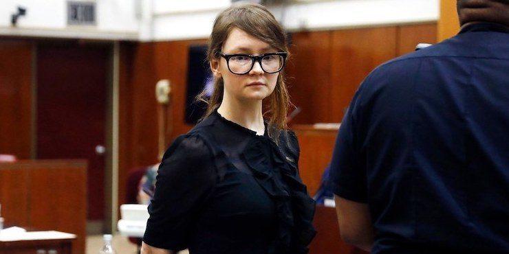 Анну Сорокину-Делви задержали: в чем опять провинилась аферистка?
