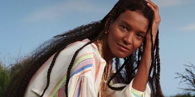 H&M анонсировали коллаборацию с моделью Лией Кебеде