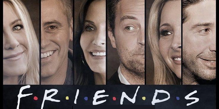 Перезапуск сериала «Друзья» стал на шаг ближе к премьере