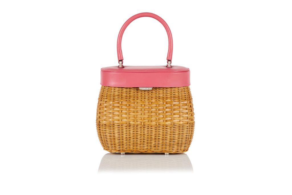 Пикник в городе: Rubeus Milano представили коллекцию сумок-корзинок
