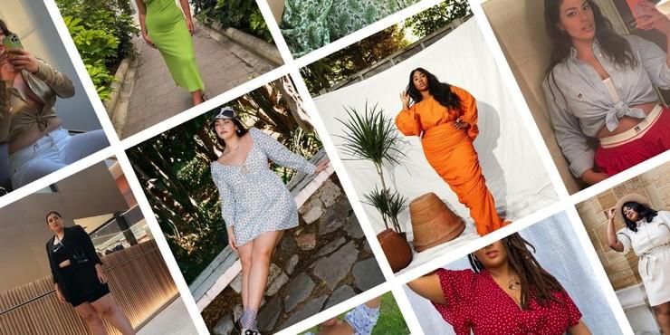 Стильные образы на лето: идеи для девушек plus-size