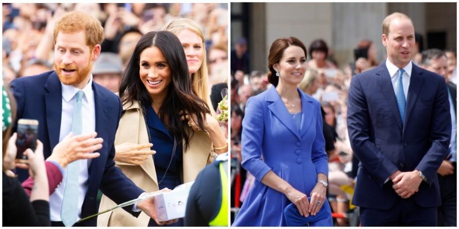 Когда принц Уильям и Кейт Миддлтон помирятся с принцем Гарри и Меган Маркл?