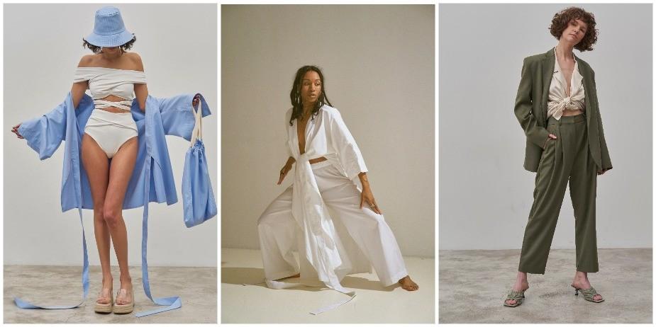 Дизайнеры USHATÁVA представили новую летнюю коллекцию