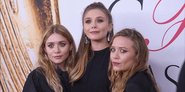Как Элизабет Олсен страдала от знаменитых сестер-близняшек?