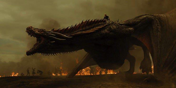 Первые фото со съемок сериала «Дом дракона»