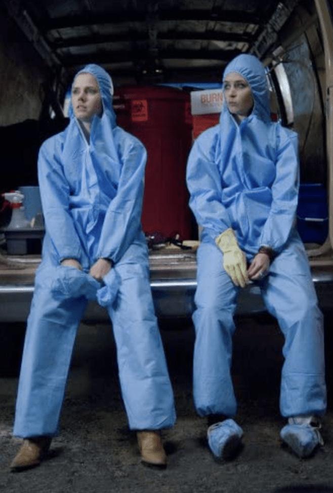 Телемотивация: Лучшие фильмы и сериалы, которые настроят на уборку