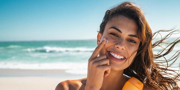 Солнцезащитный крем: Когда и как применять SPF?