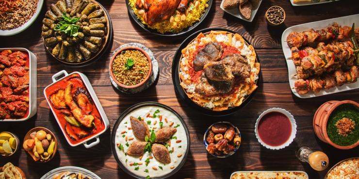 Кулинарный Рамадан: лучшие заведения Алматы с ифтар-меню