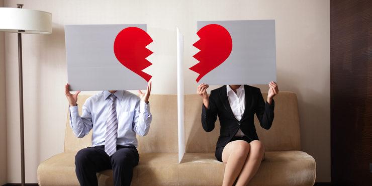 Когда развод неизбежен: как понять, что вашему браку пришел конец?