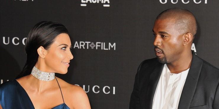 Канье Уэст выдвинул свои условия развода с Ким Кардашьян