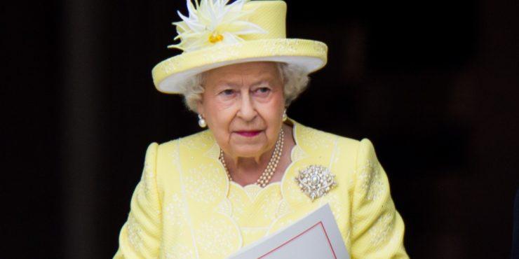 Как отпразднует день рождения королева Елизавета II?