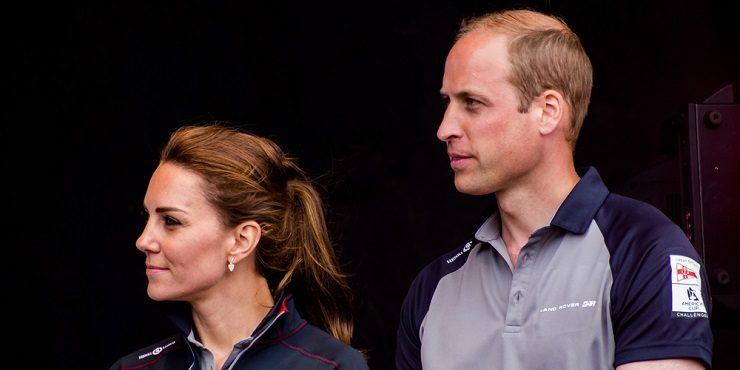 Автомобиль Кейт Миддлтон и принца Уильяма выставлен на продажу