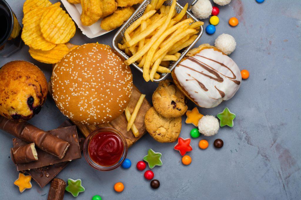 Что перестать есть
