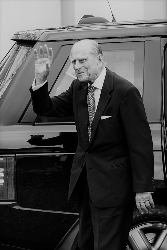 Как Меган Маркл почтила память принца Филиппа?