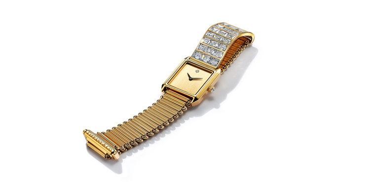 Тик-Ток: часы из коллекции Blue Book  Colors of Nature от Tiffany & Co.