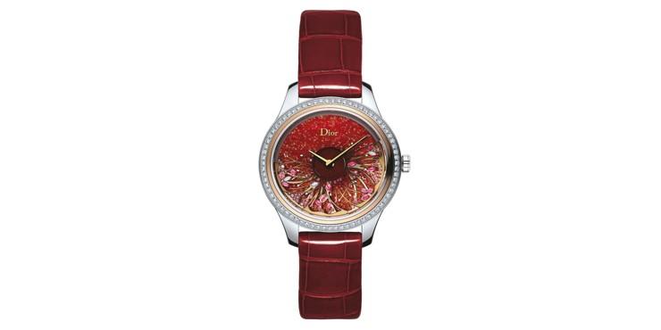 Это любовь: новая модель часов Dior Grand Bal Jardin Fleuri