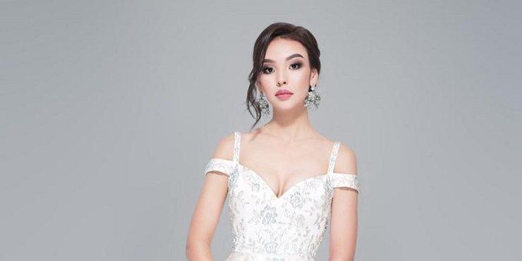 Какой наряд представила Камилла Серикбай из Кызылорды на конкурсе «Мисс Вселенная»?
