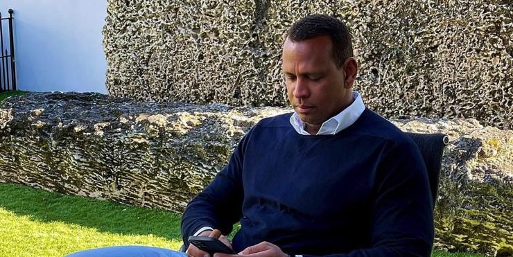 Алекс Родригес выпустил первый консилер для мужчин