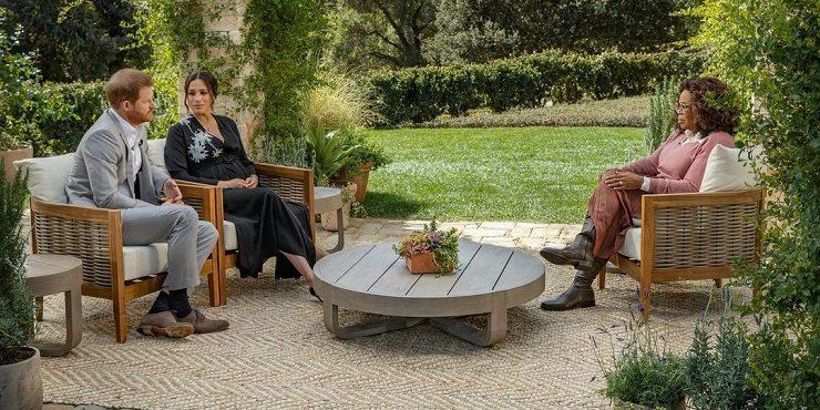 Принц Гарри и Опра Уинфри представили трейлер своего сериала