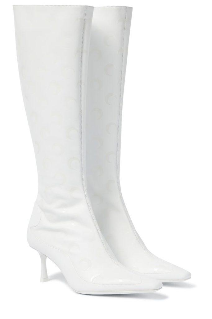 Белые ботинки: Стильные пары, которые можно носить круглый год