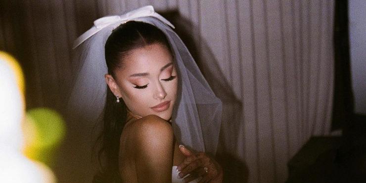 Какое тайное послание скрывают свадебные серьги Арианы Гранде?