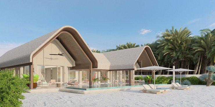 JOALI BEING – новый ретрит на Мальдивах от JOALI готовится к открытию в конце 2021 года