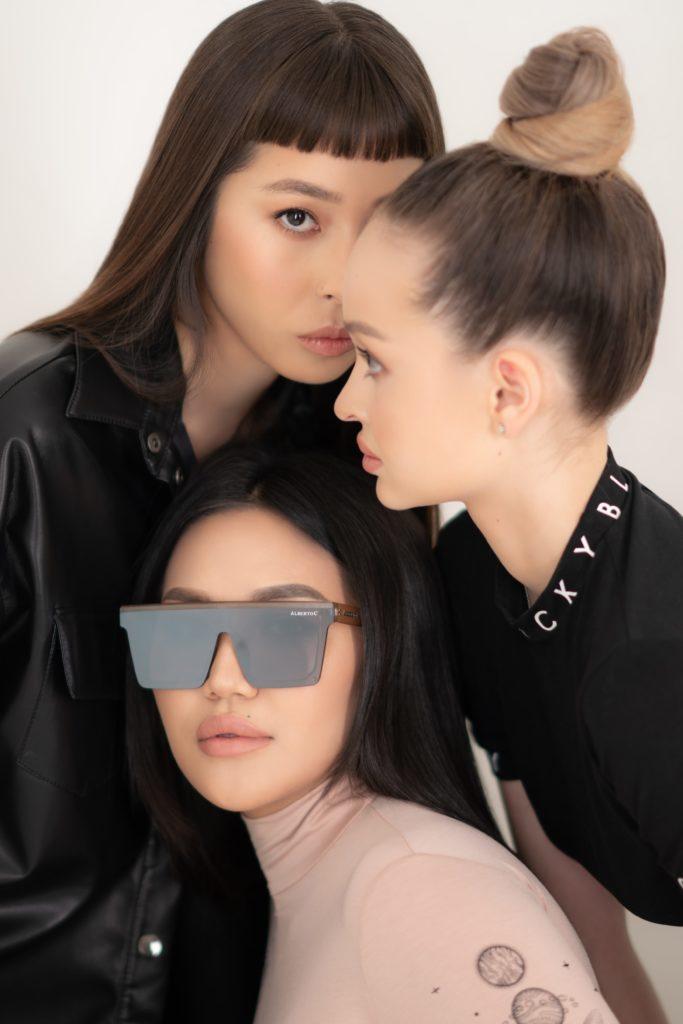 Казахстанский бренд Blacky создал коллекцию очков в коллаборации с Alberto Casiano