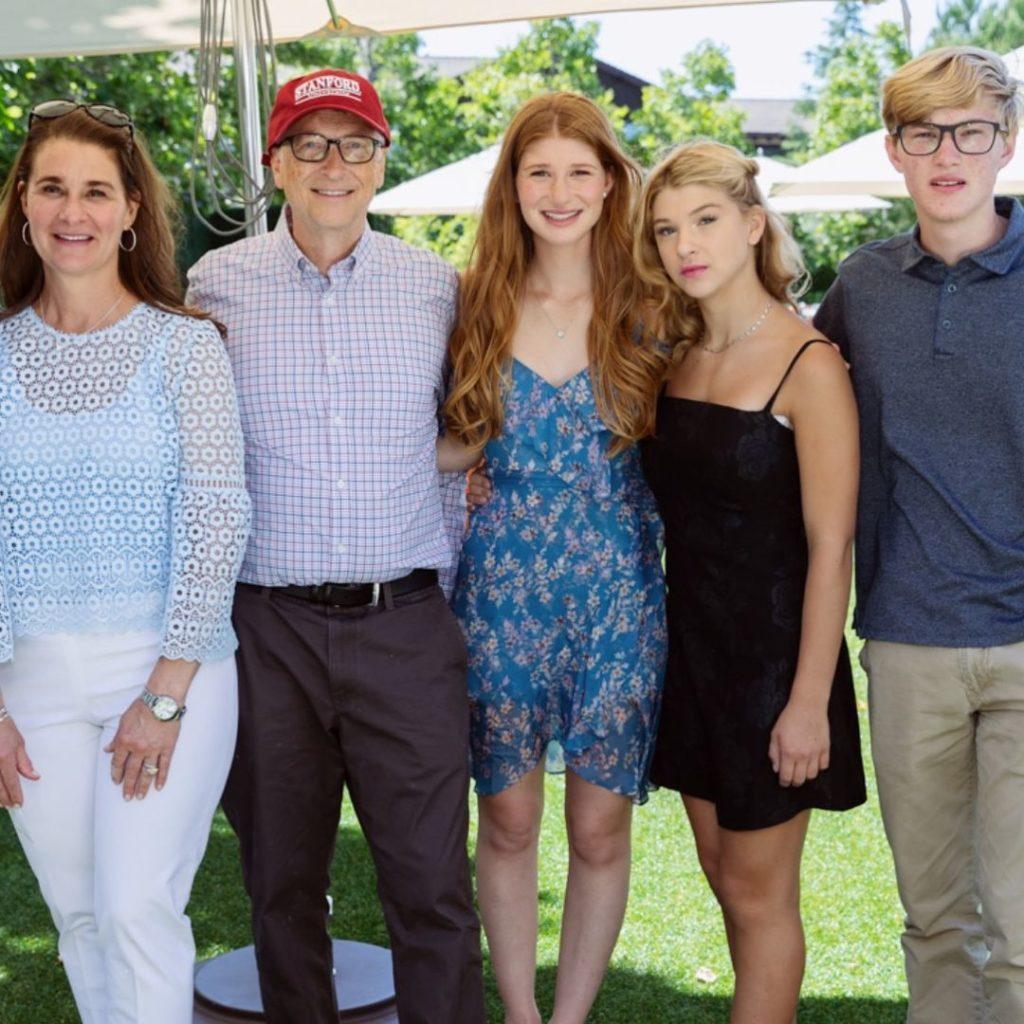 Дочь Билла Гейтса