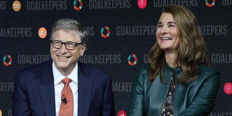 Сколько денег получила жена Билла Гейтса после развода?